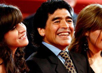 Gianinna Maradona dice que no tiene anillo de 300 mil euros del Diego