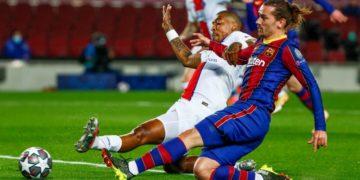 La dura reacción de Griezmann tras pelea con Piqué y derrota con el PSG