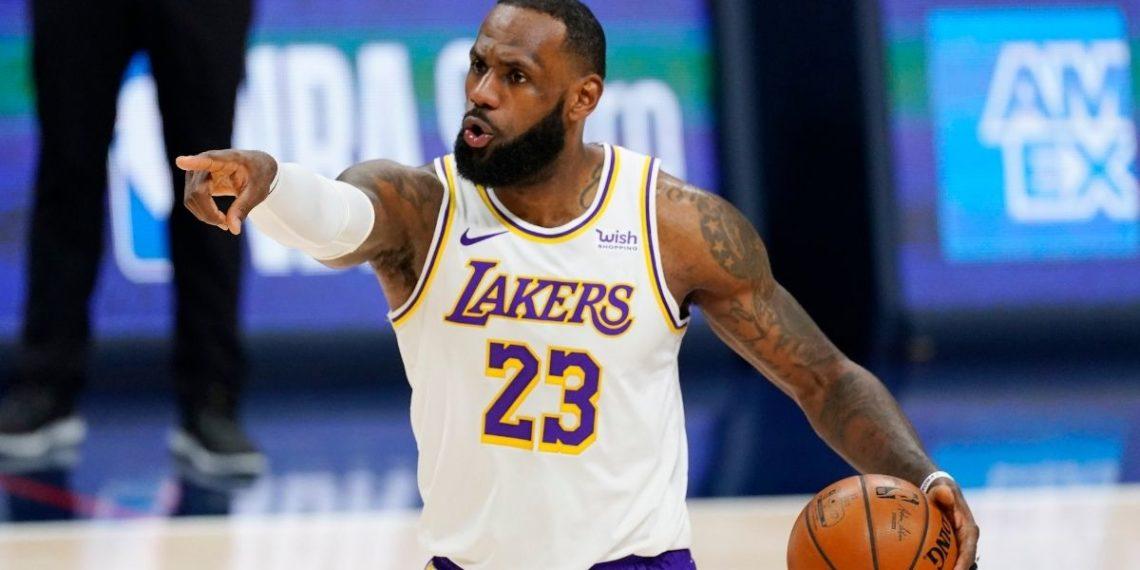 LeBron vs Durant, el duelo de capitanes del All-Star de la NBA