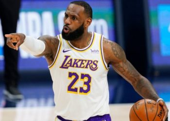 LeBron vs Durant, el duelo de capitanes del All-Star de la NBA