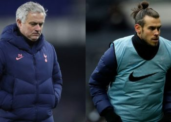 Mourinho enciente polémica en el Tottenham al afirmar que Bale miente