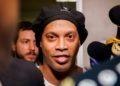 Otra historia de fiestas de Ronaldinho: cuando trasnochado brilló en India
