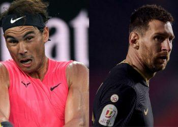 Rafa Nadal defiende a Leo Messi tras filtración de contrato con Barcelona