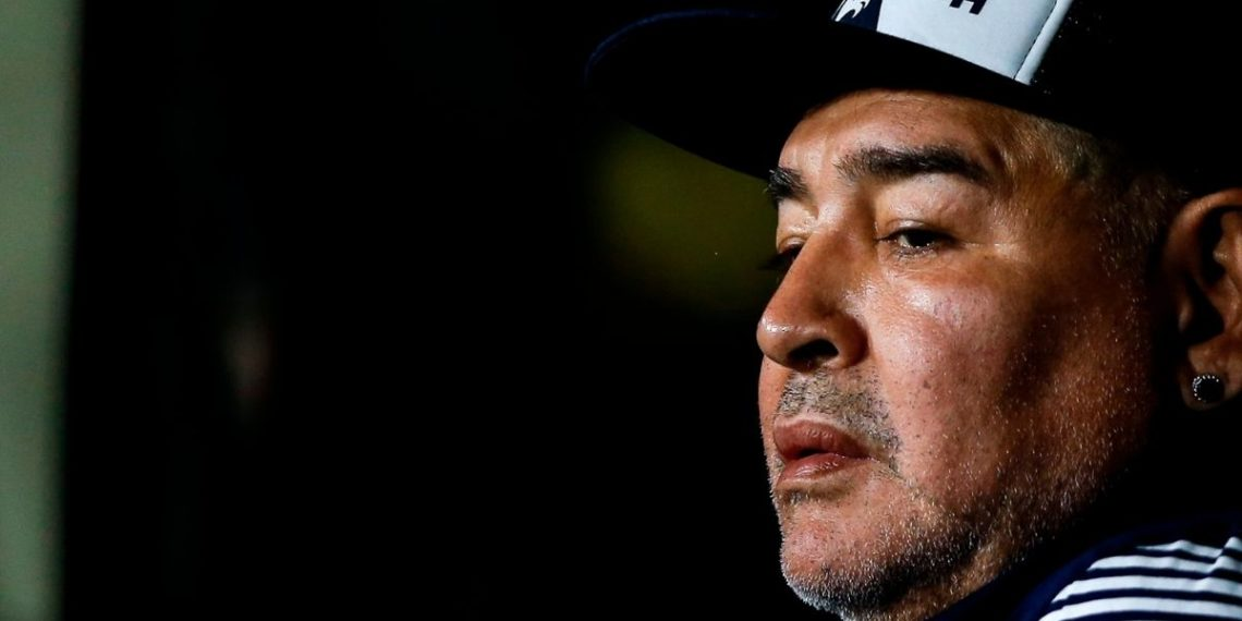 Revelan el último video de Maradona grabado pocos días antes de fallecer