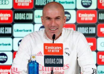 Zinedine Zidane ve la selección de Francia como un objetivo del futuro