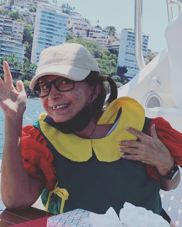 María Antonieta de las Nieves