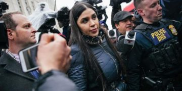 """Emma Coronel, esposa del narcotraficante """"El Chapo"""" Guzmán"""