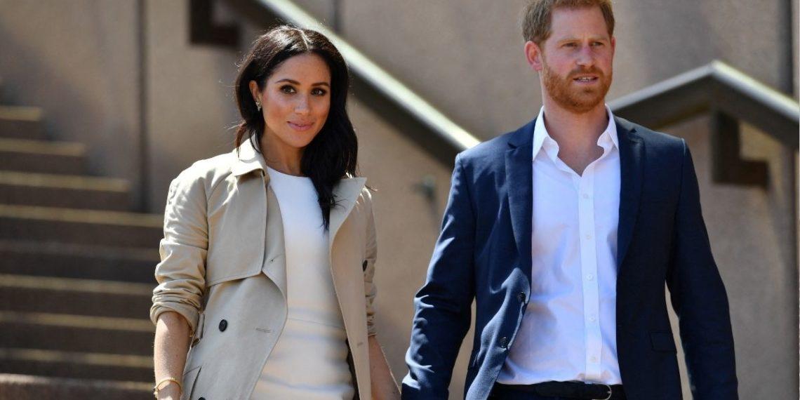 Meghan Markle y el príncipe Harry están esperando su segundo hijo