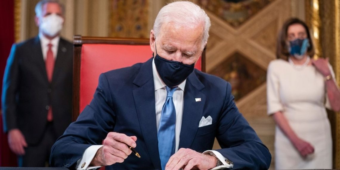 Joe Biden no levantará restricciones a Irán