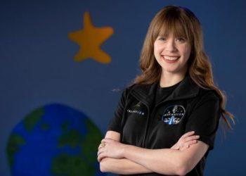La joven Hayley Arceneaux participará en una misión espacial de SpaceX