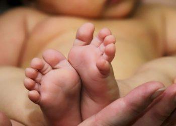 anticuerpos del COVID-19 en bebé