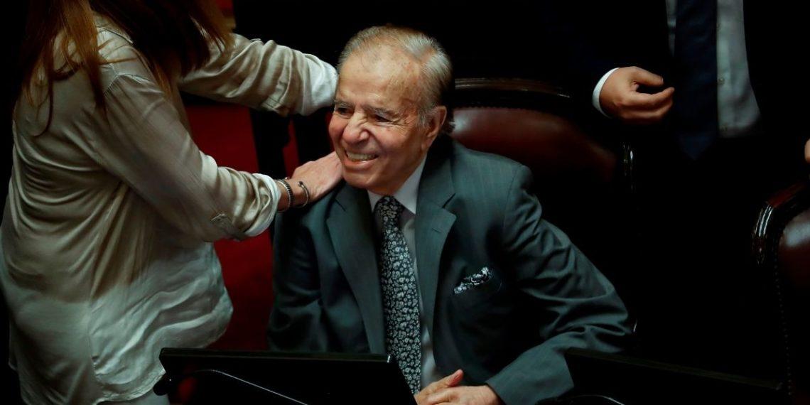 Falleció Carlos Menem