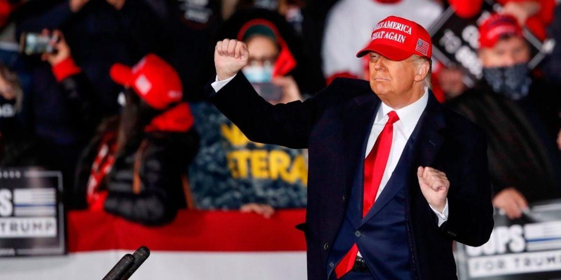 Donald Trump es absuelto'