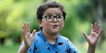 Francisco Vera, el niño ambientalista de Colombia