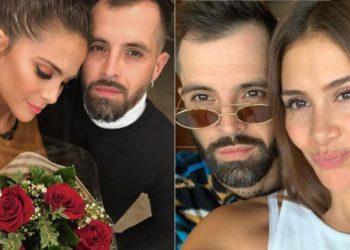 Greeicy Rendón y Mike Bahía celebraron 8 años de relación
