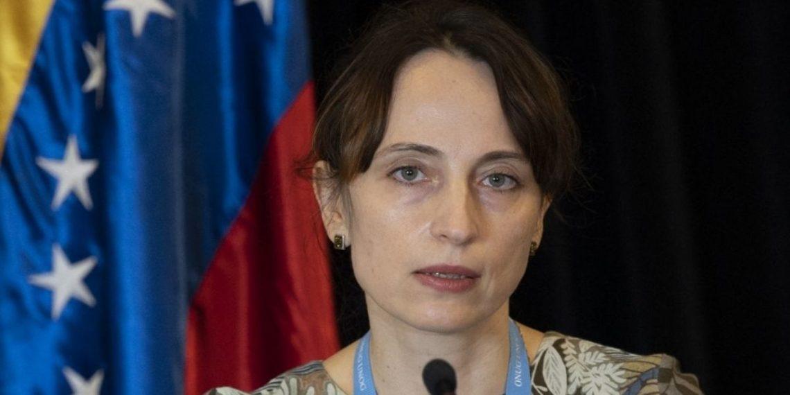 Alena Douhan dice que las sanciones a Venezuela aumentaron la crisis.