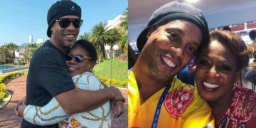 Fallece Miguelina, la madre de Ronaldinho tras sufrir complicaciones por COVID-19
