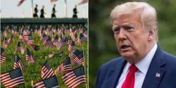 muertes en Estados Unidos en el gobierno de Donald Trump