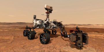 rover Perceverance de la NASA llega a Marte