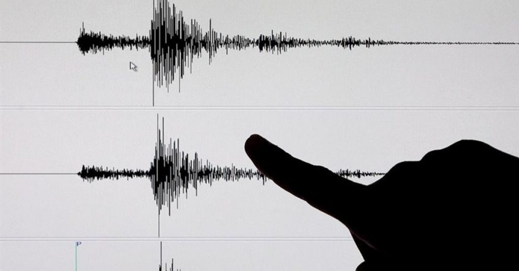 Fuerte terremoto de 7.7 grados sacude al Pacífico y genera alerta de tsunami Foto: EFE