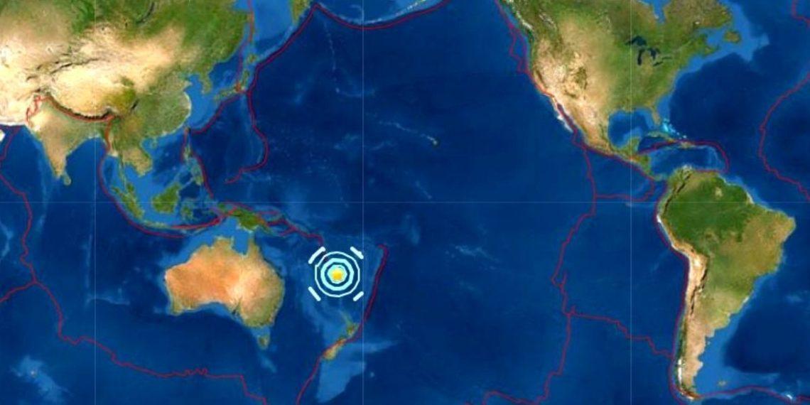 Terremoto en el Pacífico genera alerta de Tsunami