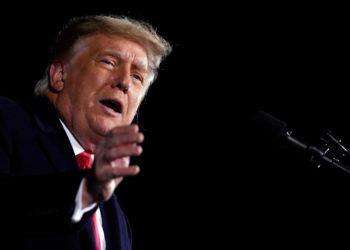 Trump ofrecerá su primer discurso tras dejar la Presidencia