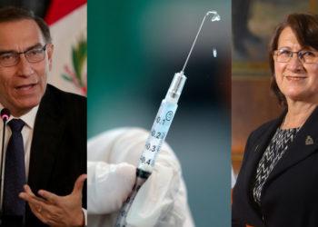 escándalo del vacunagate en Perú