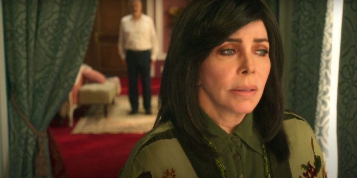 Verónica Castro lució 'orgullosa' su rostro sin maquillaje