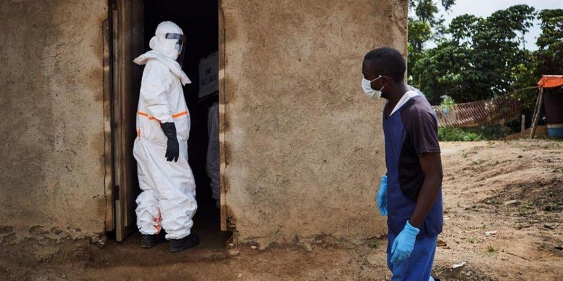 el ébola resurge en dos países de África