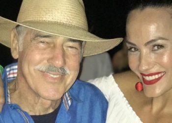 El galán de telenovelas Andrés García dijo que está en la recta final de su vida