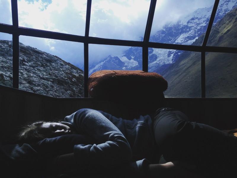 Procrastinación del sueño