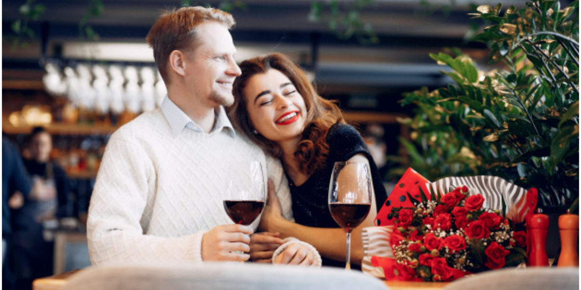 Alimentos afrodisíacos / cena romántica