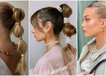 peinado en moda