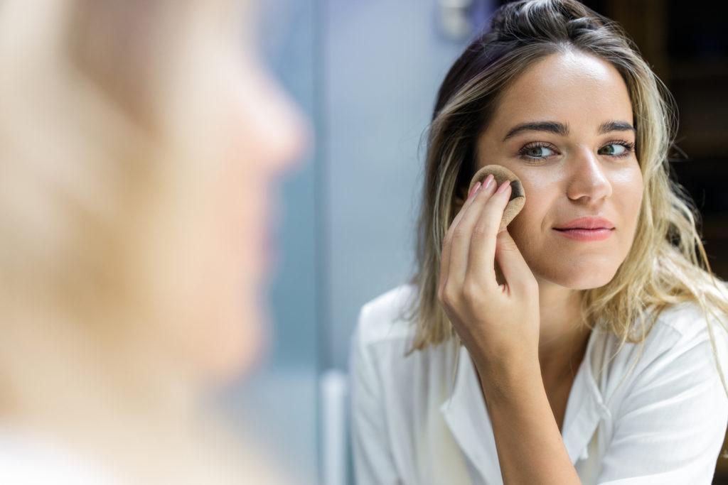 usar maquillaje