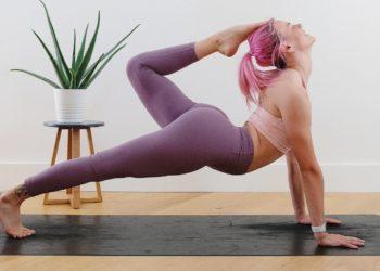 Probaste el yoggatón mezcla el yoga con el reggaetón