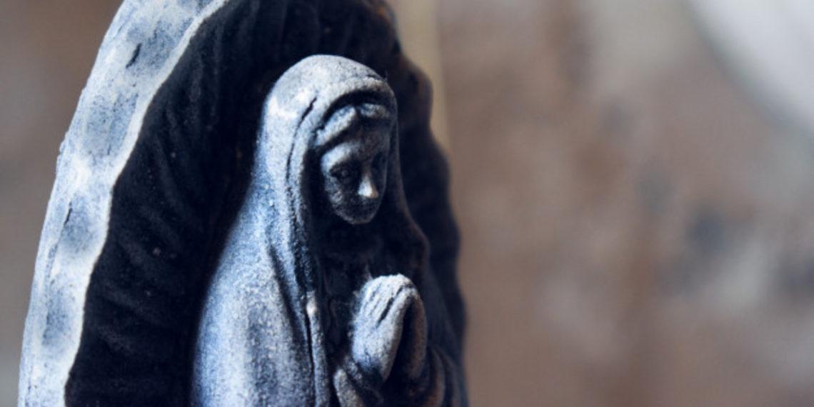 Revelan que a la actriz argentina Carmen Barbieri se le apareció la Virgen de Guadalupe