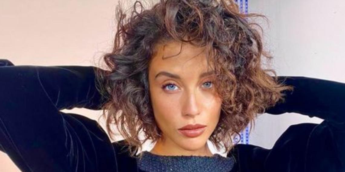 María Pedraza estrena peinado que favorece a todo tipo de rostro