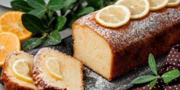 Bizcocho de yogur con limón: prepara esta receta de la abuela