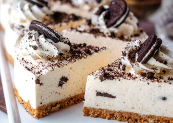 Cheesecake de oreo sin horno fácil de hacer: una tarta que debes probar de postre