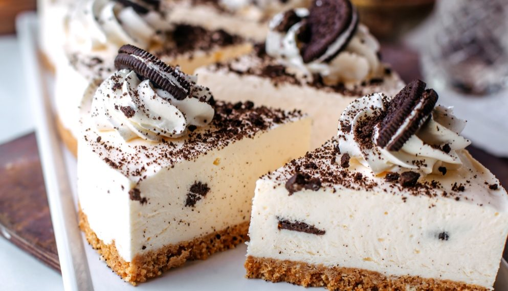 Cheesecake de oreo sin horno fácil de hacer: una tarta que debes probar de postre