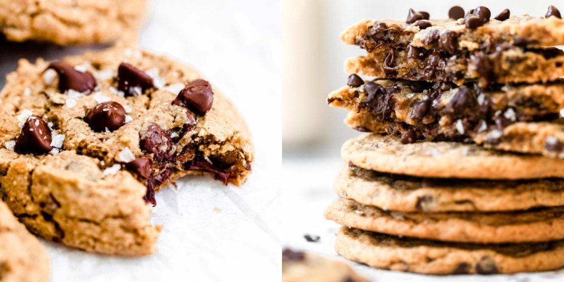 Receta de galletas rellenas de Nutella