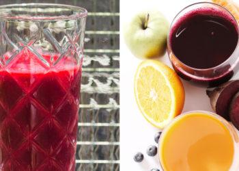Para qué sirve la receta del jugo de remolacha y zanahoria