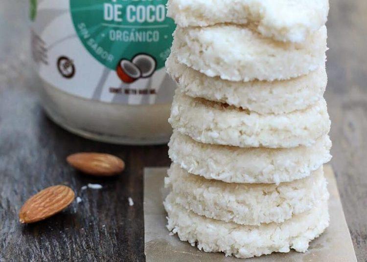 Galletas de coco sin gluten