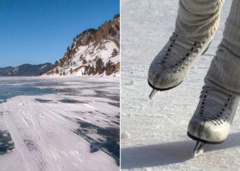 Liubov Morejódova es la abuela patinadora en Rusia