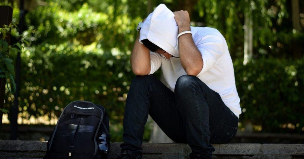ansiedad en los jóvenes por la pandemia del COVID-19