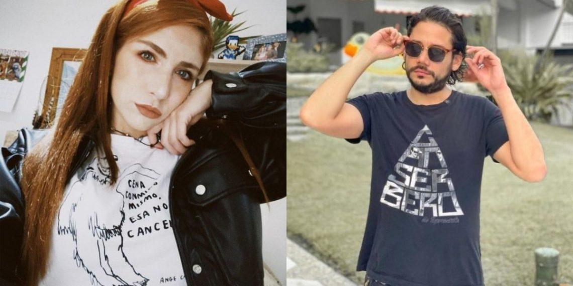Nath Campos y Rix. Foto: Instagram - @nathcampost / @soyrix
