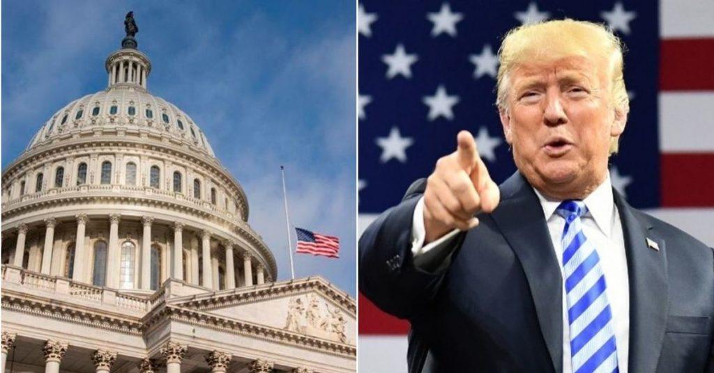 juicio político impeachment contra Donald Trump