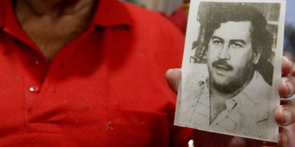 Foto de Pablo Escobar