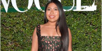 Yalitza será la conductora del pre-show de los Golden Globes. Fuente: Archivo AFP