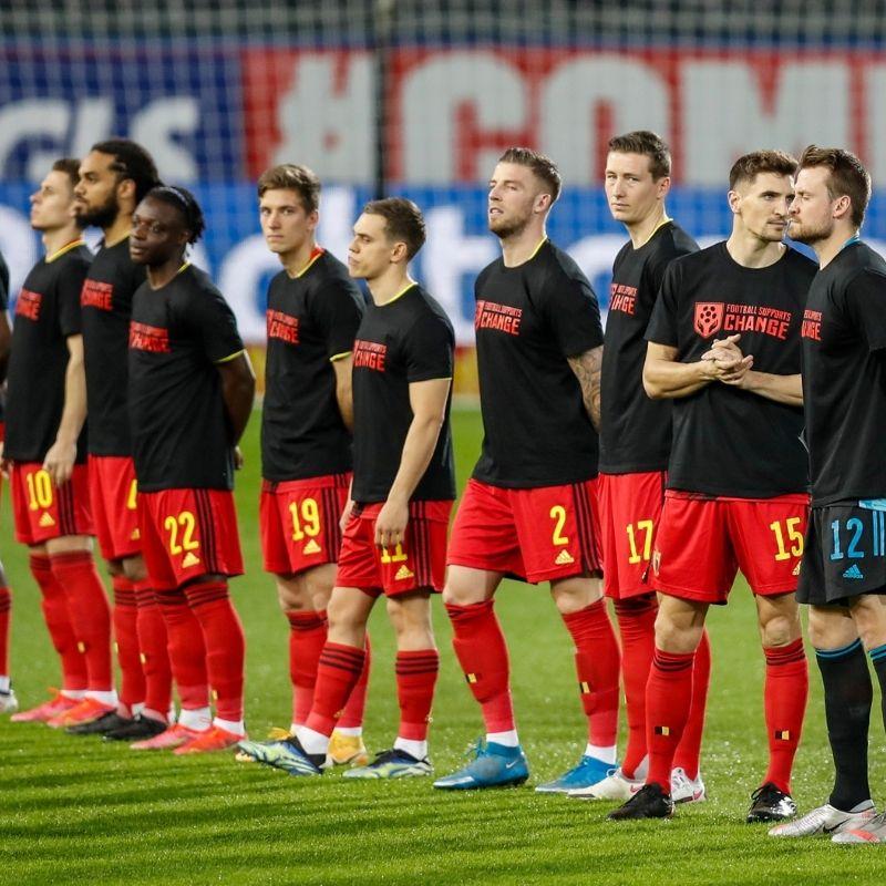 Fútbol de Europa protesta por los derechos humanos en Qatar